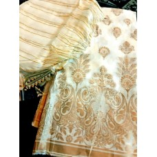 Pure cotton jacquard