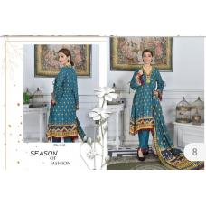 Amooz by Pretty Robe Digital Printed Khaddar
