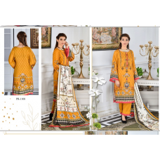 Amooz by Pretty Robe Digital Printed Khaddar