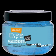 Freestyle Fixing Gel 250g (Blue)