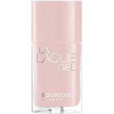 Bourjois, La Laque Gel. Nail polish. 2 Chair et tendre. 10ml - 0.30 fl oz